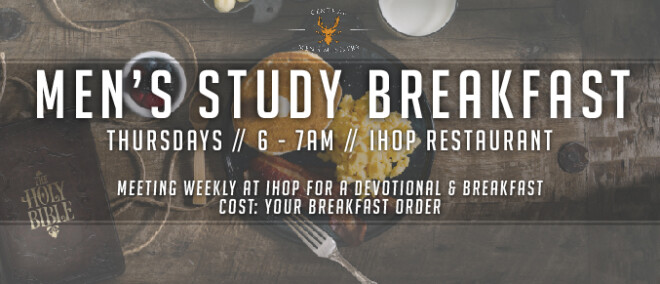 Men's Study Breakfast