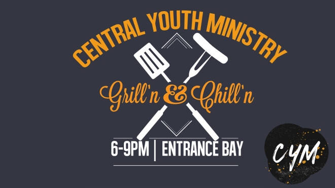 Chill & Grill - All Youth Event