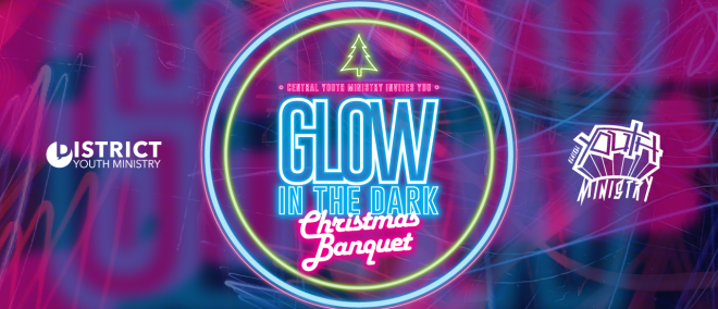 Glow In The Dark Christmas Banquet