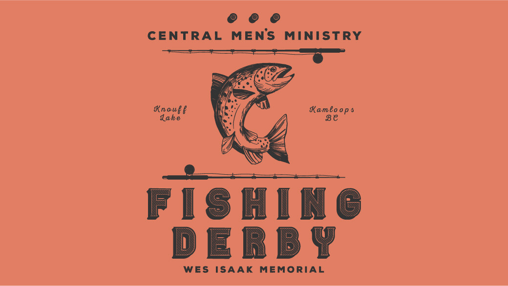 Men's Ministry Fishing Derby