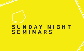 What's the deal with SUNDAY NIGHT SEMINARS?
