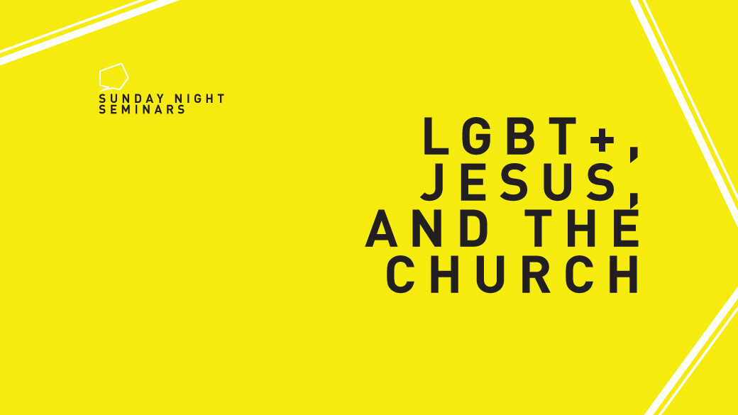 SNS - LGBT+, Jesus, And The Church