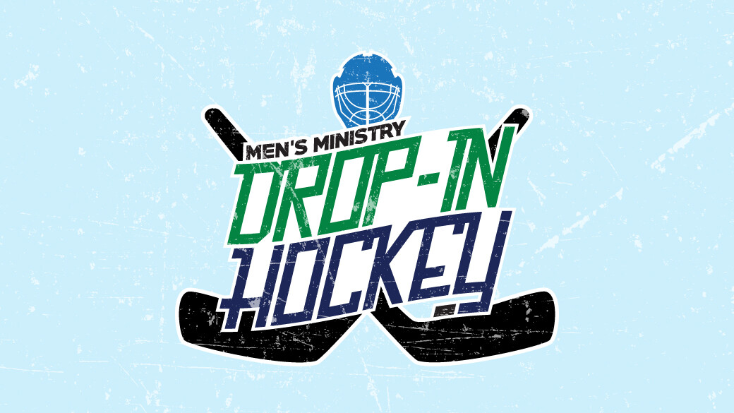 Men's Ministry Drop-In Ice Hockey