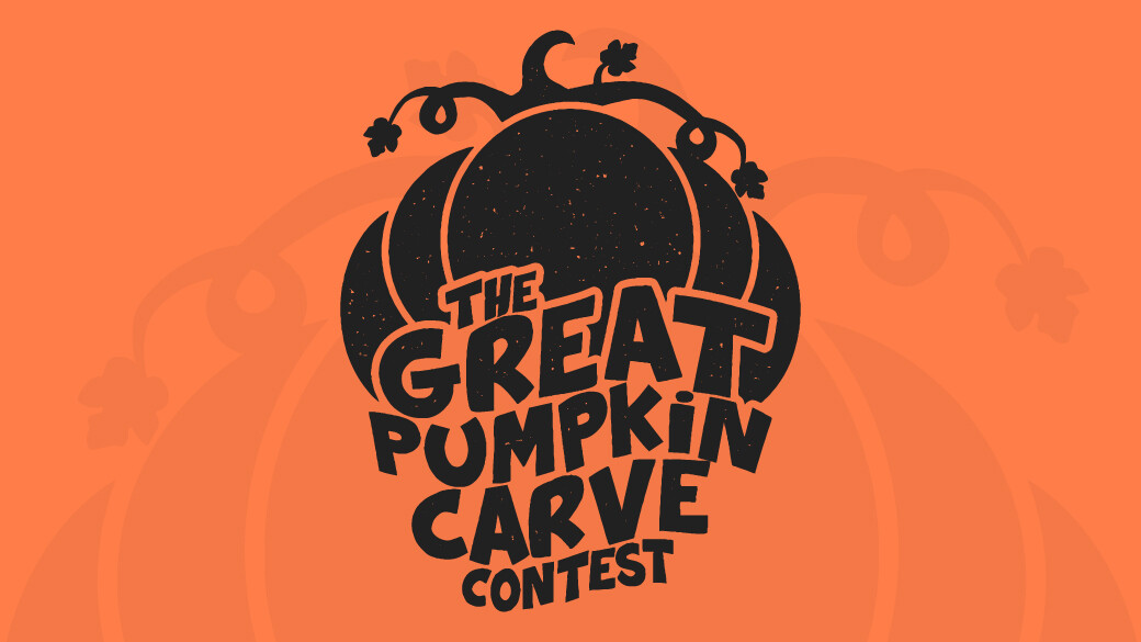 The Great Pumpkin Carve Contest